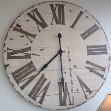 Extra Large Wall Clock Best Oversized Clocks Ideas On Pinterest Big French