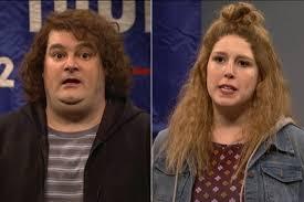 Stefon Snl Halloween Youtube by Saturday Night Live U0027 Recap Bobby Moynihan And Vanessa Bayer Say