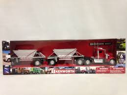 KENWORTH W900 TWIN Belly Dump Truck, 1:32 Scale Diecast, New Ray Toy ... 143 Kenworth Dump Truck Trailer 164 Kubota Cstruction Vehicles New Ray W900 Wflatbed Log Load D Nry15583 Long Haul Trucker Newray Toys Ca Inc Wsi T800w With 4axle Rogers Lowboy Toy And Cattle Youtube Walmartcom Shop Die Cast 132 Cement Mixer Ships To Diecast Replica Double Belly Dcp 3987cab T880 Daycab Stampntoys T800 Aero Cab 3d Model In 3dexport 10413 John Wayne Nry10413 Drake Z01372 Australian Kenworth K200 Prime Mover Truck Burgundy 1
