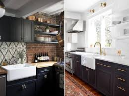 cuisine tendance tendance décoration 2017 les cuisines noires volent la vedette