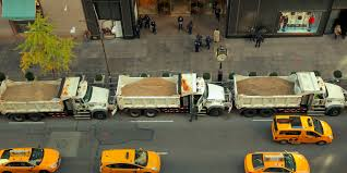 Massive Sand-filled Garbage Trucks Will Line Times Square During New ... Wuling Light Duty Van Type Truck Time Freight Buy Old Pictures Classic Semi Trucks Photo Galleries Free Download Delivery Logistics Services Icons Set Move Boxes Loading Imageafter Photos Old Time Fire Truck Red Vehicle Car Shiny Chrome Delivery Van Icon Stock Vector Yupiramos 7682912 Monster Flys By Brandonlee88 On Deviantart Lack Of Tesla Details Means Its To Speculate Burger Food Moecker Auctions For A Refurbishment Hadley Ottaway
