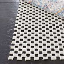Rug Pads For Hardwood Floors Amazon by Amazon Com Safavieh Padding Collection Pad111 White Area Rug 9