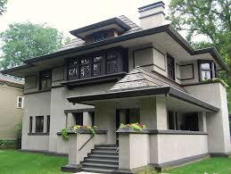 100 Frank Lloyd Wright Jr A House In Chicagos Oak Park JR P Flickr