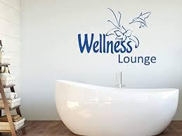 grazdesign wandtattoo wellness lounge badezimmer wände mit