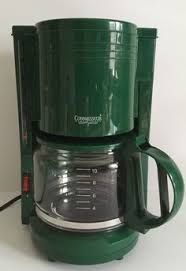 KRUPS Gevalia Connoisseur Model GM 610G Coffee Maker Green 10 Cup