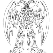 Printable Yugioh Coloring Pages Me