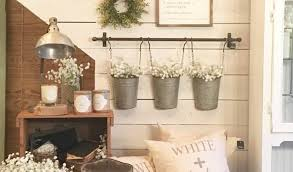 We Can Feel A Strong Welcoming Atmosphere In Rustic Decor Living Room Wall For Be Great Answer To Create Warm And