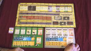 THROUGH THE AGES Board Game Walkthrough W Doron