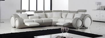 canap en cuir design canape cuir relax but maison design wiblia com