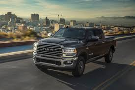 100 Fiat Pickup Truck Chrysler Unveils New Ram Heavy Duty At NAIAS 2019