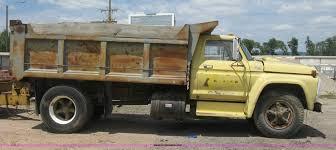 100 1979 Ford Trucks F700 Dump Truck Item H5295 SOLD August 28 Con