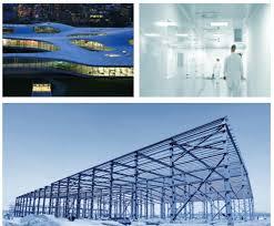 isolation chambre froide construction structure facade metallique facadier isolation