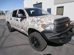 Custom And Camo Vehicle Wraps | Grafics Unlimited | Reno | Sparks