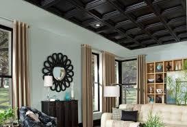 bathroom black ceiling black ceiling tiles armstrong ceilings