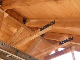 Insulating Cathedral Ceiling With Rigid Foam by Vaulted Ceiling Framing Details Integralbook Com