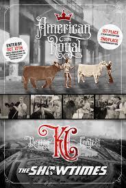 100 Kc Design KC Contest The Showtimes Junior Livestock Magazine