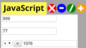 JavaScript Calculate 2 Numbers Form Input Text Addition