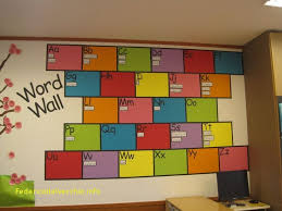 Famous Kindergarten Word Wall Ideas Photos
