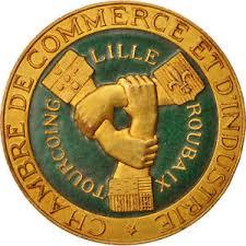 chambre de commerce de lille 412723 medal chambre de commerce de lille roubaix et