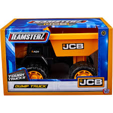 100 Big Truck Toys JCB Tough S Dump