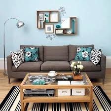 Brown And Teal Living Room Curtains by Brown And Teal Living Room Decor Turquoise Accents For Wall