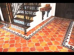 how to seal saltillo tile mexican tile and sealer for terra cotta