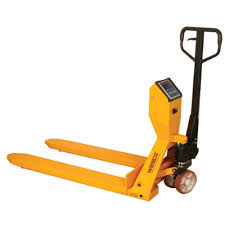 100 Truck Jacks Powered Pallet Scale S