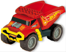 100 Hot Wheels Truck Wheels Dump Truck 124 Red InternetToys