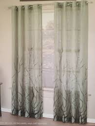 Bed Bath And Beyond Curtains Blackout by Coffee Tables Short Window Curtains Drapes Window Treatments