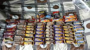 Current Protein Bar Collection Already Ate Tons Of Quest Bars In Other Flavors