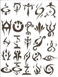 Symbols And Meanings Alchemy Symbol Tattoos Their