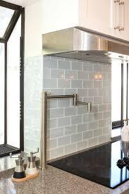 glazed tile backsplash kitchen subway tile designs white subway