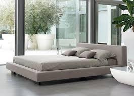Bonaldo Relaxin Super King Size Bed Modern Super King Size Beds