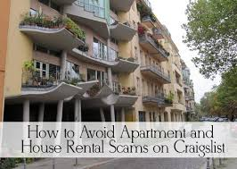 Craigslist 3 Bedroom Houses For Rent by How To Avoid Apartment And House Rental Scams On Craigslist