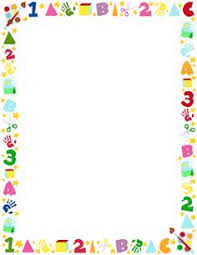 Free Pencil Border Templates Including Printable Paper And Clip Art Versions File Formats Include GIF JPG PDF PNG