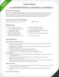 Sample Of Nurse Resume Example Nursing Curriculum Vitae Template Word Certified Assistant
