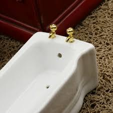 1 12 skala bad badewanne badezubehör puppenhaus möbel