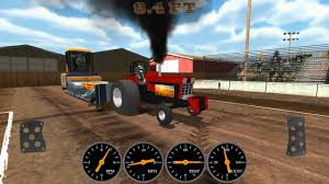 100 Truck And Tractor Pulling Games USA Video Game