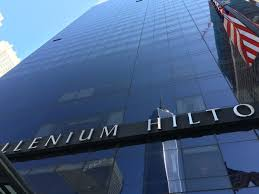 100 Millenium Towers Nyc Review The Hilton Travelling The World