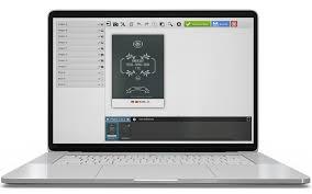 Casino Poker Diseño Vector Online Casino Afortunado Concepto De