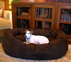 Kirkland Dog Beds by Majestic Pet Bagel Dog Pet Bed Several Suede Colors And Sizes Ebay