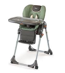 amazon com chicco polly double pad fabric highchair adventure