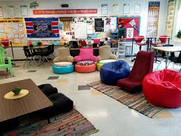 Reflections On Shifting To A Flexible Classroom | Edutopia 8 Best Bean Bag Chairs For Kids In 2018 Small Large Kidzworld All American Collegiate Chair Wayfair Amazoncom College Ncaa Team Purdue Kitchen Orgeon State Tailgating Products Like Cornhole Fluco Pod Rest Easy With The Comfiest Perfectlysized Xxxl Bean Shop Seatcraft Bella Fabric Cuddle Seat Home Theater Foam Ccinnati The 10 2019 Rave Reviews Type Of Basketball Horner Hg