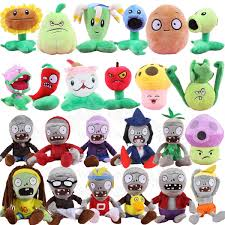 Amazoncom TavasHome 24 Pieces Plants VS Zombies 2 PVZ Figures