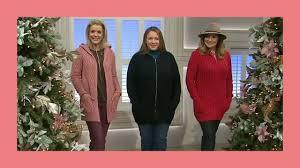 Qvc Christmas Trees Uk by Katherine Sandra Qvc Uk Models 221217 Youtube