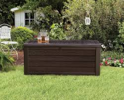 Suncast Db12000 Deck Box 127 Gallon by Deck Spike Nail Images Radnor Decoration