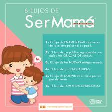 6 Lujos De Ser Mamá Fam Cómo Ejercer La Maternidad Ser