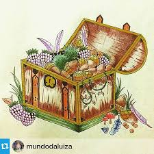 Repost Mundodaluiza Papai Tambem Entrou Na Brincadeira Florestaencantada Joanna BasfordColouringColoring BooksAdult