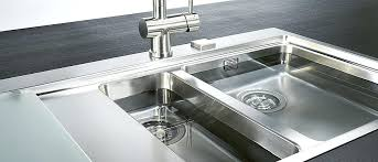 stainless steel sink grid prolific single bowl kitchen without