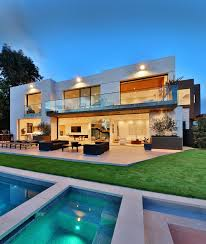 100 Modern Dream Homes Luxury Home Exterior DIGS Cover In 2019 Backyard